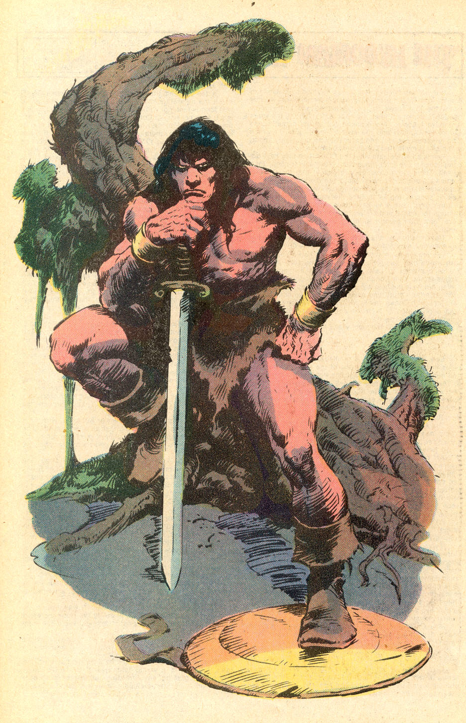 Conan the Barbarian (1970) Issue #115 #127 - English 36