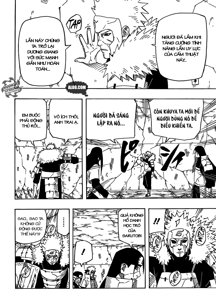 Naruto chap 620 Trang 10 - Mangak.info