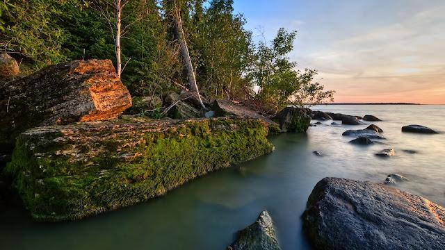 beautiful nature scene
