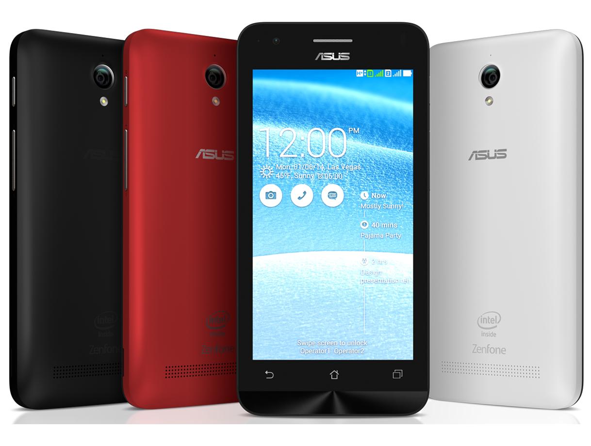 Asus Resmi Luncurkan Zenfone C dan Power Bank ZenPower