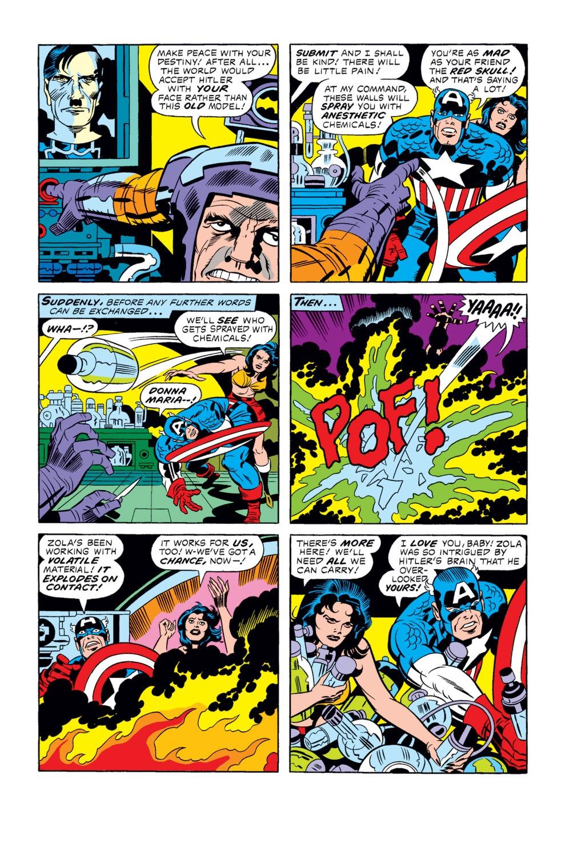 Captain America (1968) Issue #212 #126 - English 4