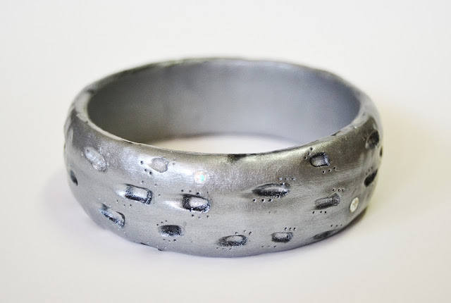https://www.etsy.com/listing/169248597/moon-bangle-with-craters-in-gray-polymer