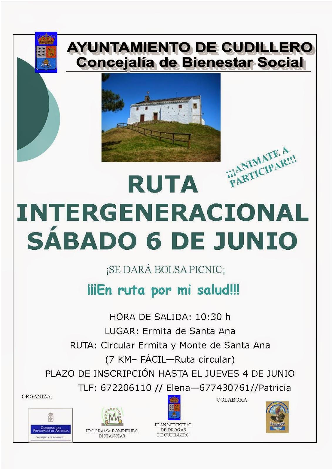#Asturias con niños: Senderismo fácil por Cudillero con La Chiruca