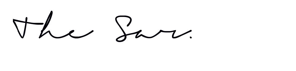 The Sar.