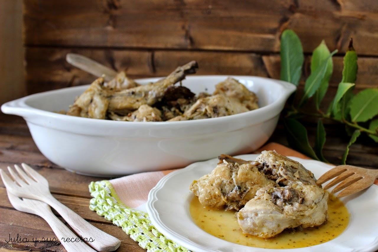 DIETA MEDITERRANEA : RECETAS COCINA ANDALUZA - Página 28 Conejo%2Bal%2Bguilindorro