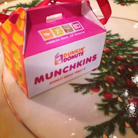 how to make donut ornaments