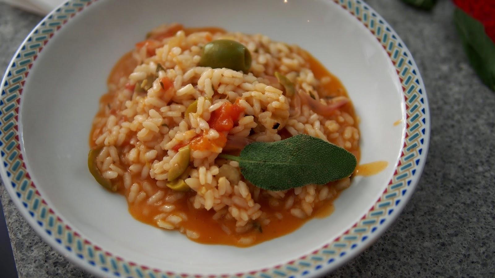 Cucinare per amore naturalmente risotto con i for Cucinare risotto