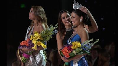 Kocak! Ini Dia Video Kesalahan Pembawa Acara Miss Universe 2015
