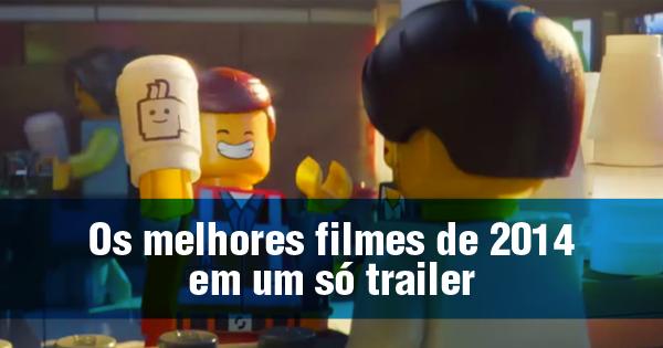 Os melhores filmes de 2014 em um só trailer