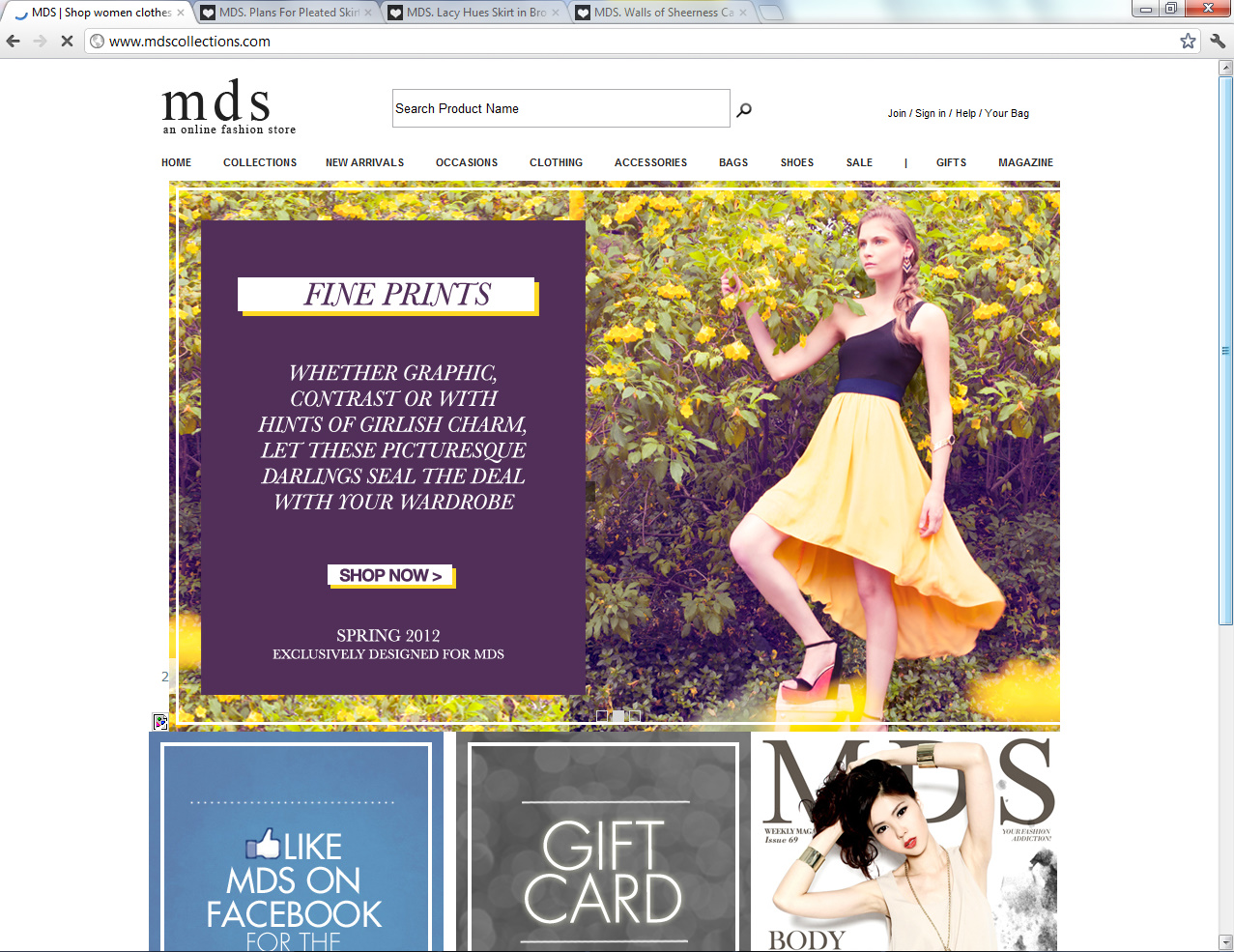 Nurul Ali.: MDS COLLECTION