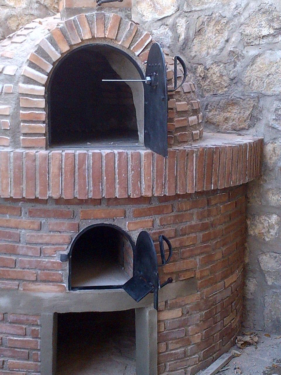 Recetas f ciles de josean mg otro horno amigo en m xico for Como hacer un horno de lena de hierro