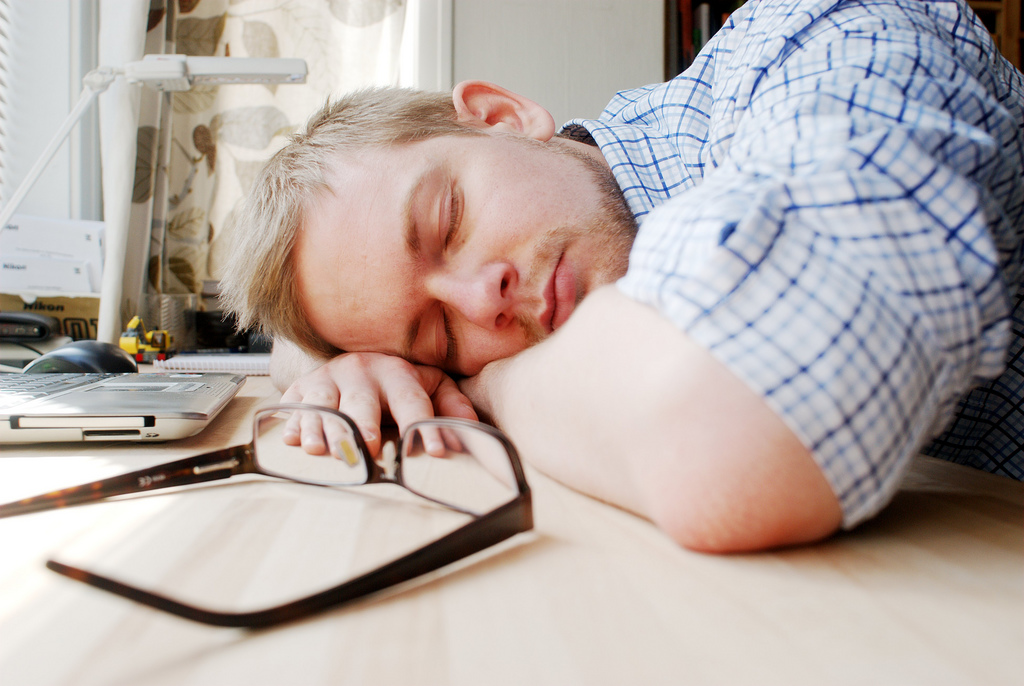 Tidur 2 Jam Sehari