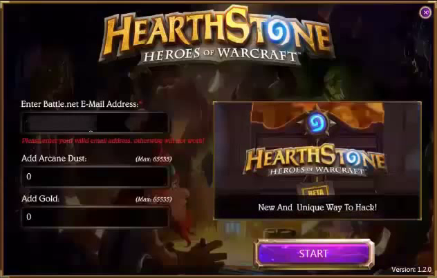 Hearthstone Cheats No Survey and No Human Verification