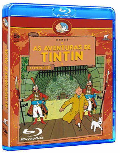 As Aventuras de Tintin – Completo (1991-1992) Blu-Ray 720p Download Torrent Dublado