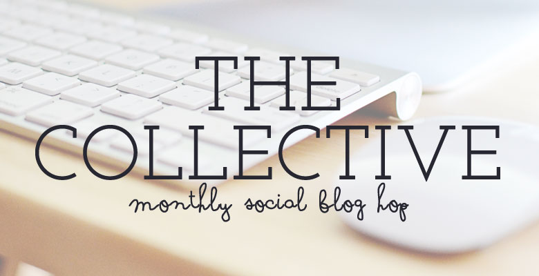 Grow your blog followers and social media accounts with The Collective Monthly Social Blog Hop with Bre Pea.