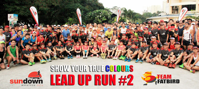 Sundown Marathon 2013: Lead Up Run #2
