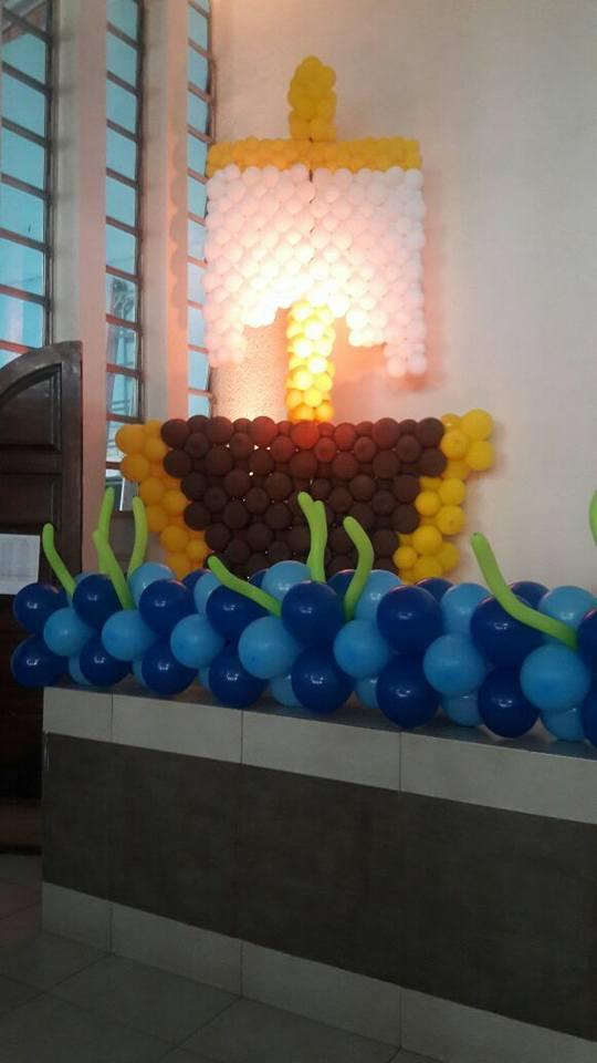Barco de Balão