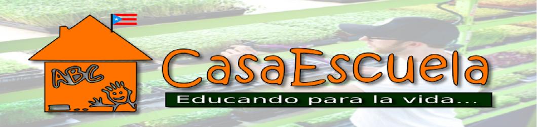 CasaEscuela Puerto Rico