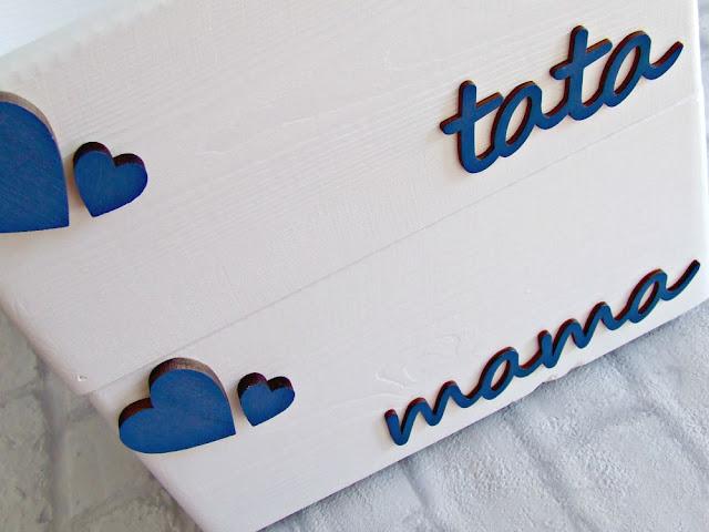 nietypowe podziękowania dla rodziców pudełka dla mamy i taty Eco Manufaktura