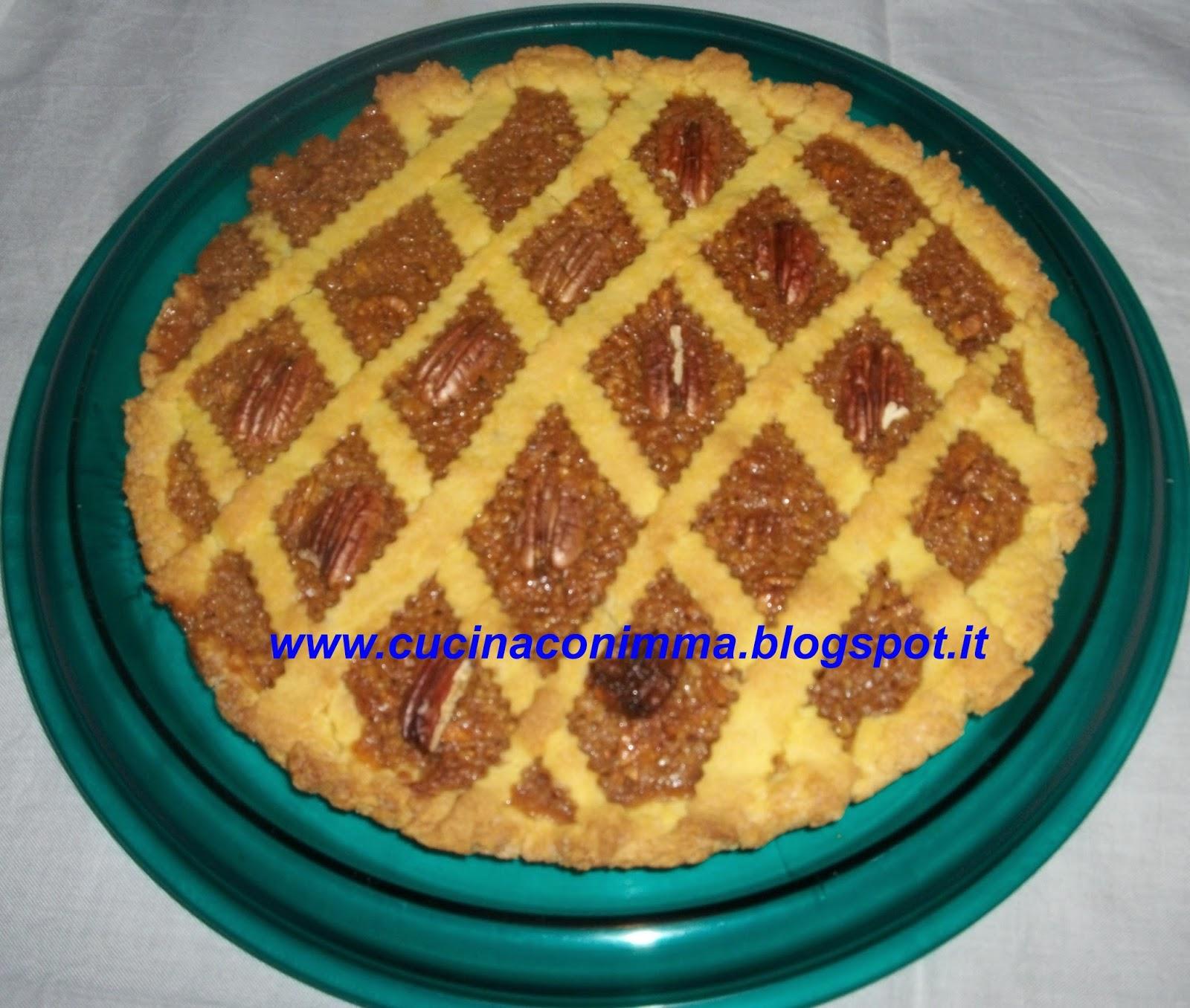 pecan pie in versione italiana