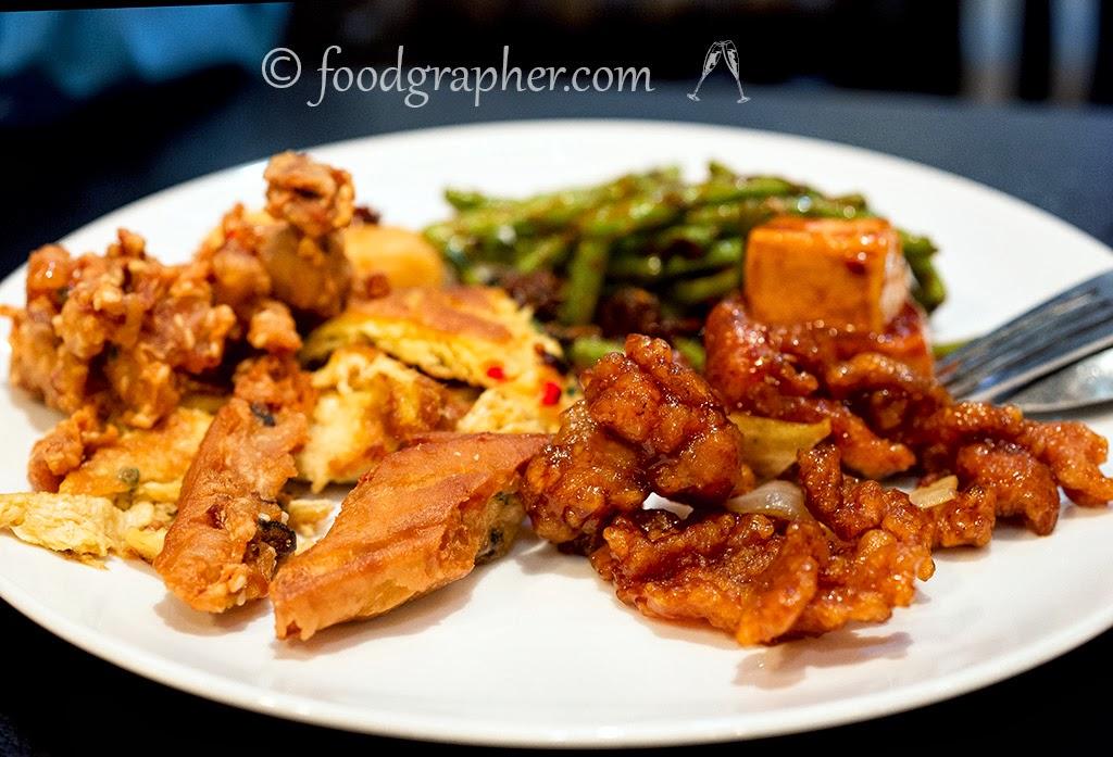 xo cuisine lunch buffet grand city surabaya