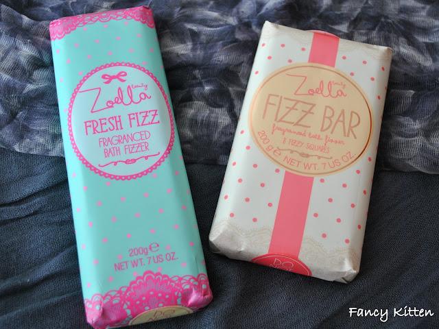 zoella fizz bar fresh fizz feelunique מוצרים של זואלה הזמנה