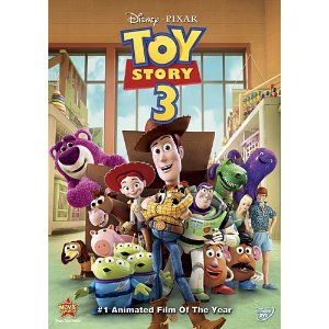 Toy Story 3 movie poster animatedfilmreviews.blogspot.com