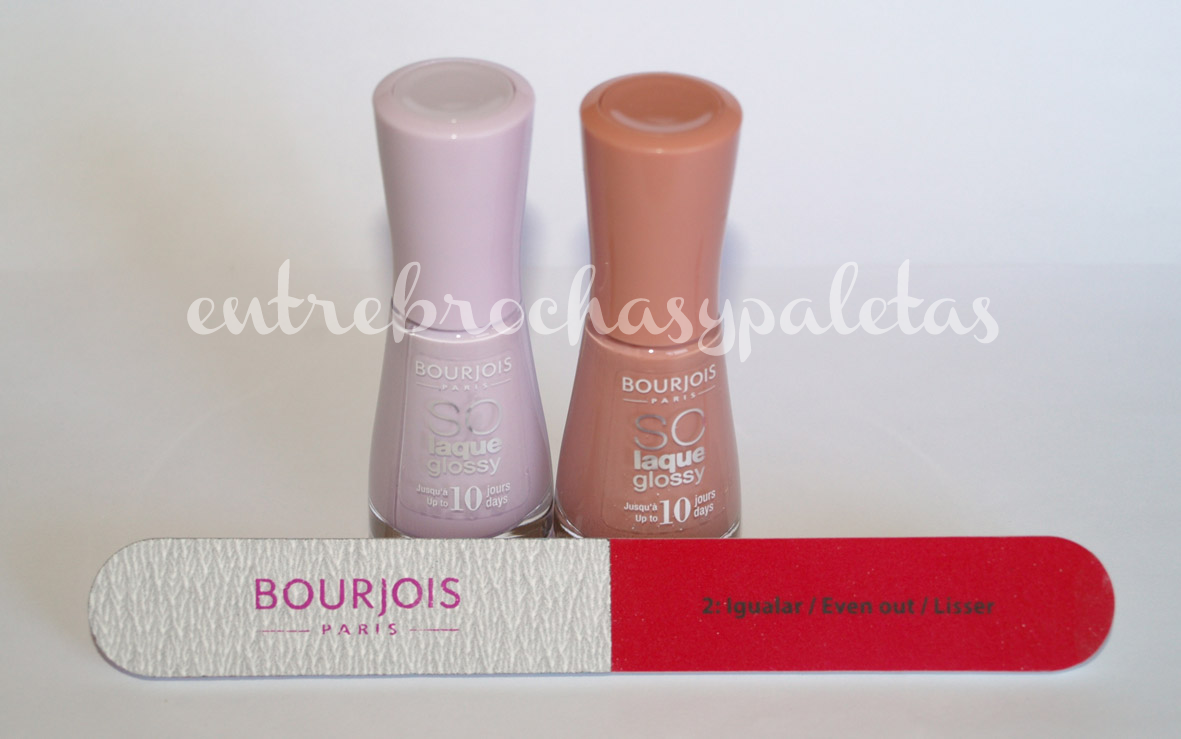 so laque glossy bourjois