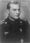Fw. Heinz Goller 3. Kp - Nürnberg