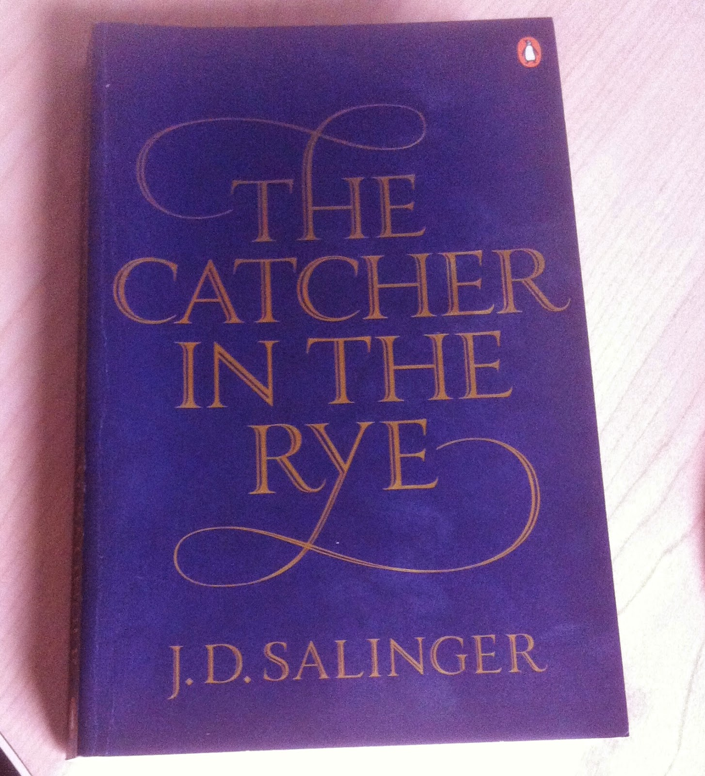 a review of jd salingers novel the catcher in rye Jd salinger's novel tells the story of holden caulfield, a literary figure you'll  either love or hate watch this video to find out which camp.