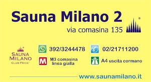 Sauna Milano 2