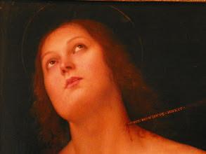 San Sebastiano del Perugino, visto all'Ermitage di San Pietroburgo (foto ap)