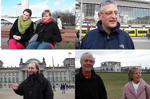Ρεπορτάζ: Tι λένε οι Γερμανοί πολίτες για την κρίση στην Ελλάδα; [video]