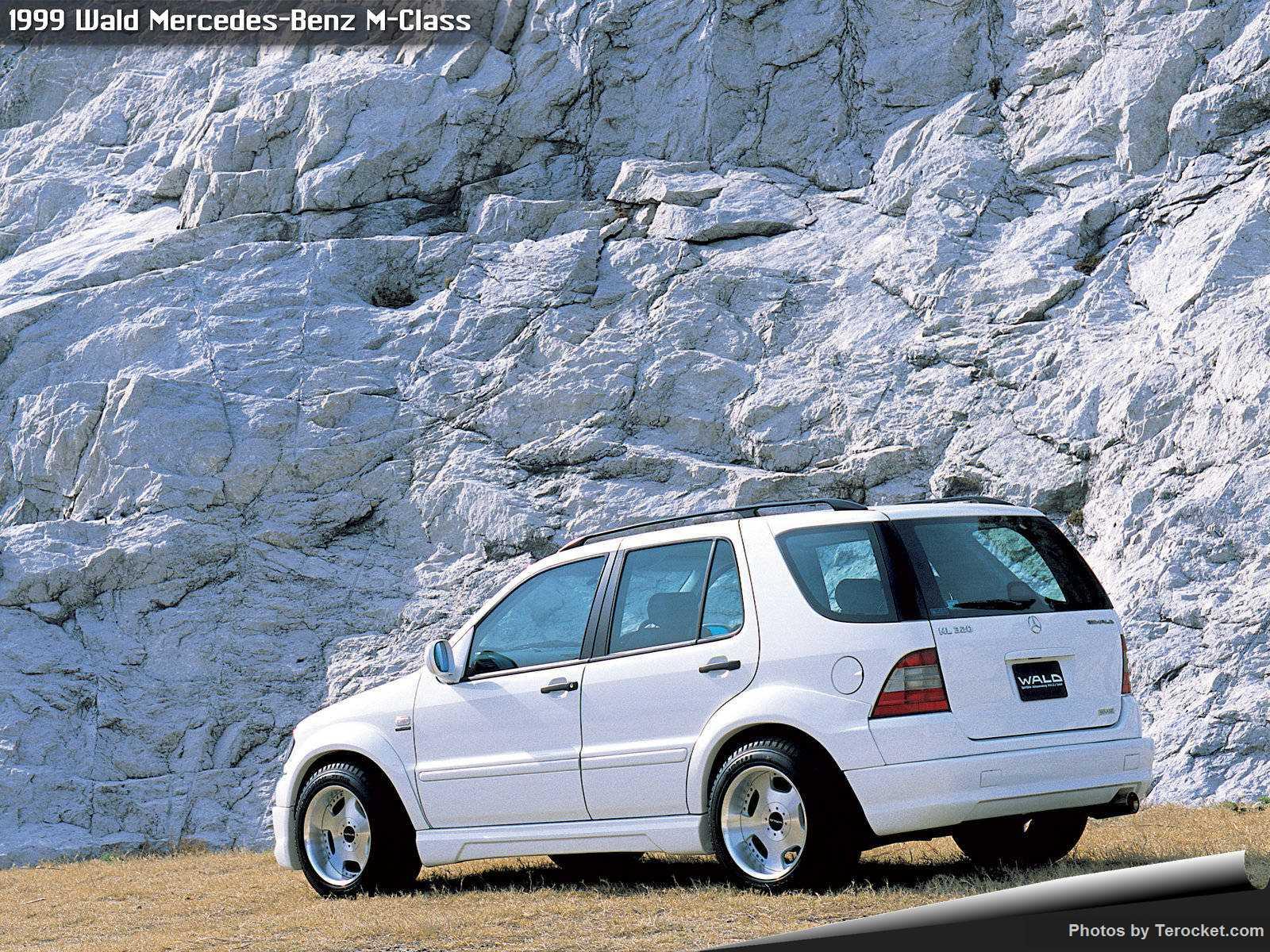 Hình ảnh xe độ Wald Mercedes-Benz M-Class 1999 & nội ngoại thất