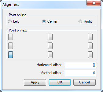 Revit add ons cgs revit tools annotate for Text align top