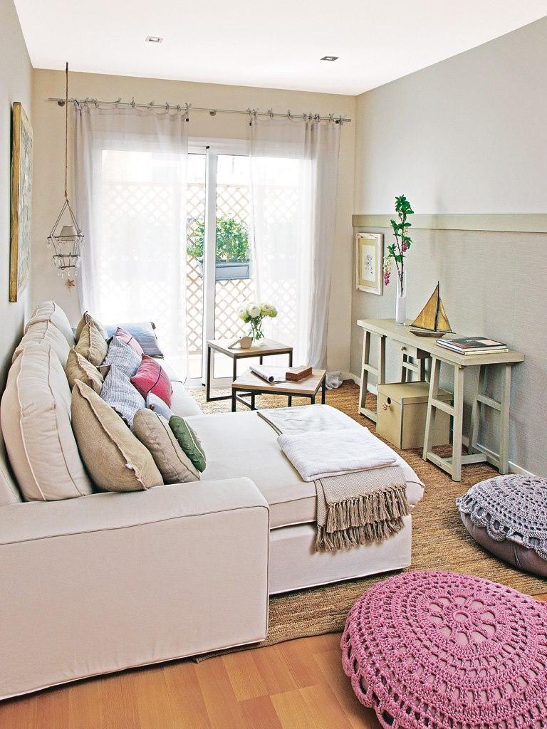 Bienvenid s a laboradicta ideas que inspiran decoraci n - Ideas para decorar un salon pequeno ...