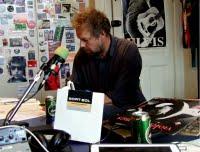 Strejftog i Jan Sonnergaards pladesamling med Søren Nordstrand. 30. marts 2017