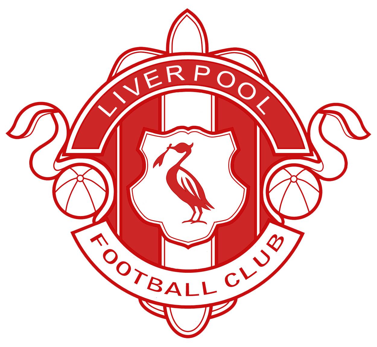 liverpool crest history: Liverpool F.C Club Crest 1960's