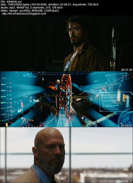 Iron Man Screenshot