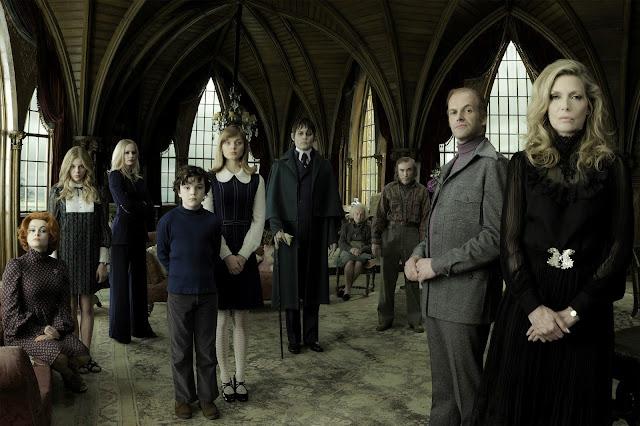Dark Shadows - la famiglia Collins