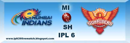 MI vs SH Live Streaming Video and Highlight Match