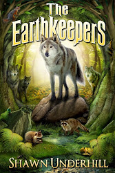 The Earthkeepers by Shawn Underhill