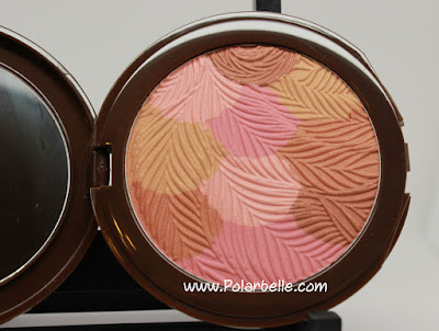 ShopAtHome, bronze, pink, glow, swatches, cruelty free, mineralized clay