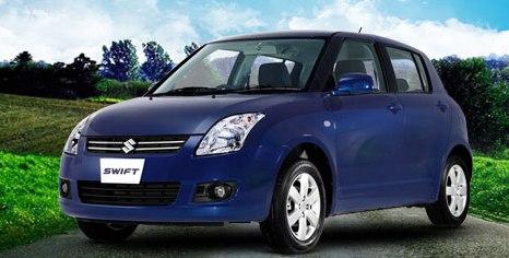 Suzuki Swift Price in Pakistan 2013
