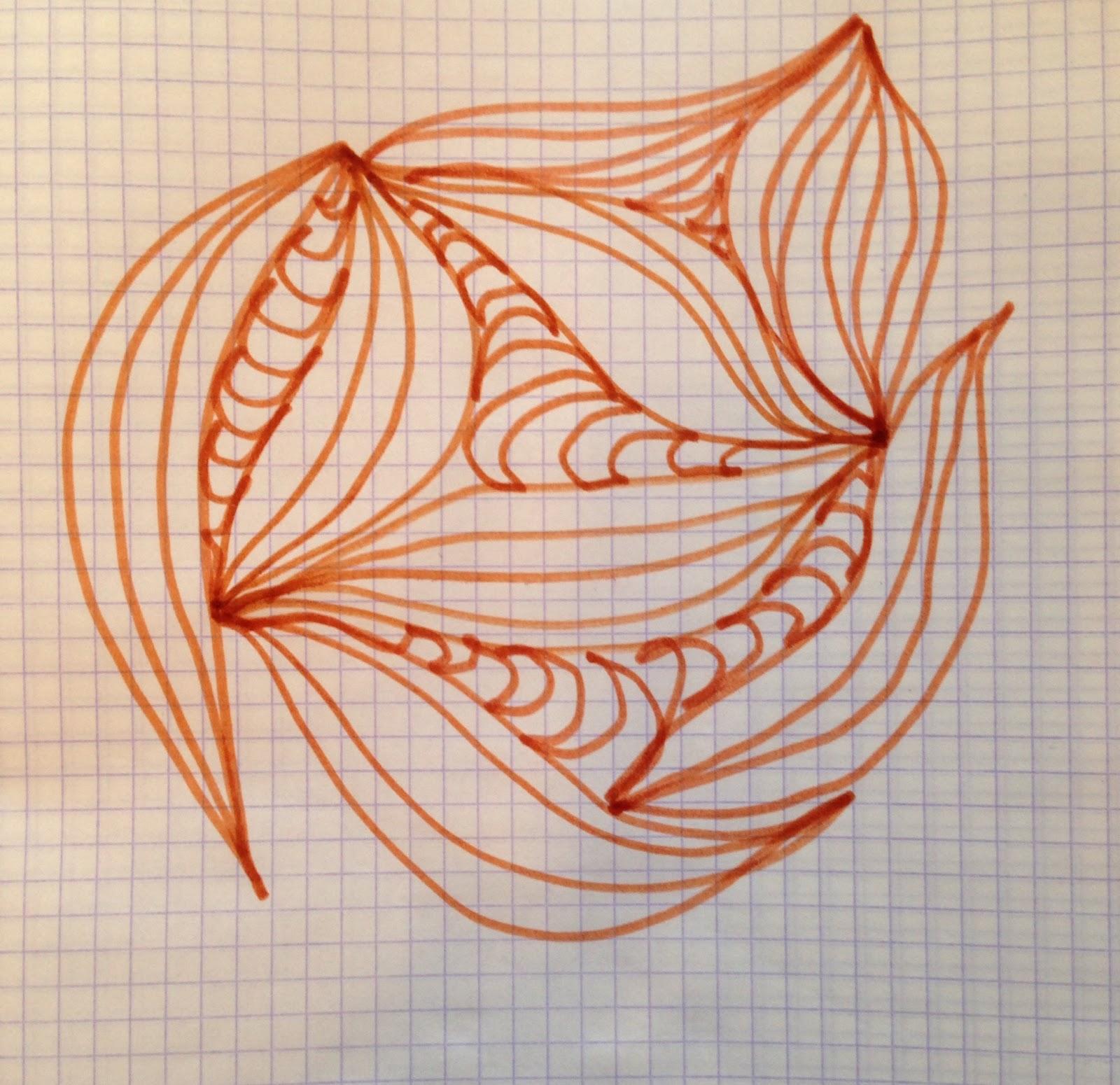 Простая геометрия рисунки
