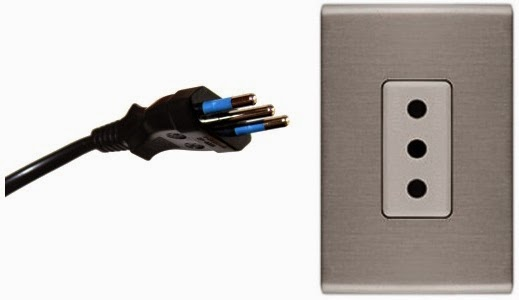 ElectroiD3: Electrical: Power Plug & Outlet Type L