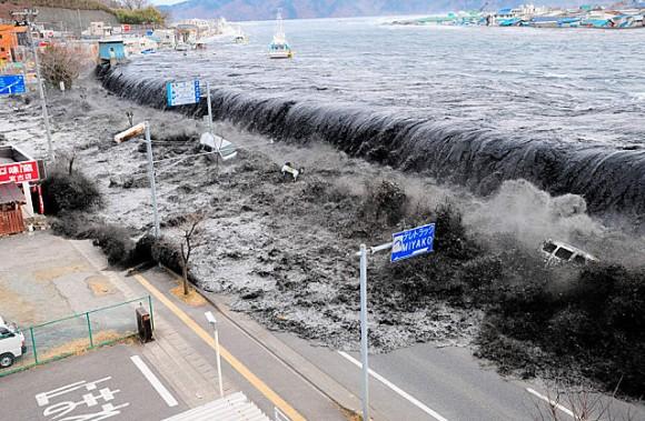 Le japon - le séisme et le tsunami de mars 2011