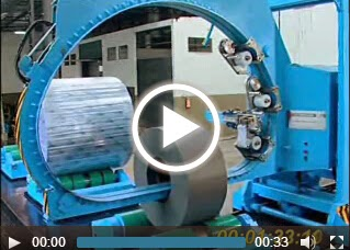 master coil packaging machine
