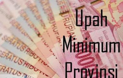 upah minimum regional