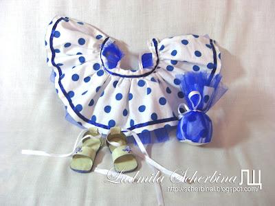 одежда и обувь для куклы